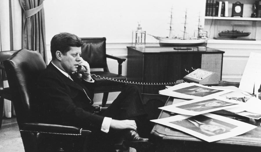 Collection Of JFK Memorabilia Hits Auction Block, Jan. 17 – 23