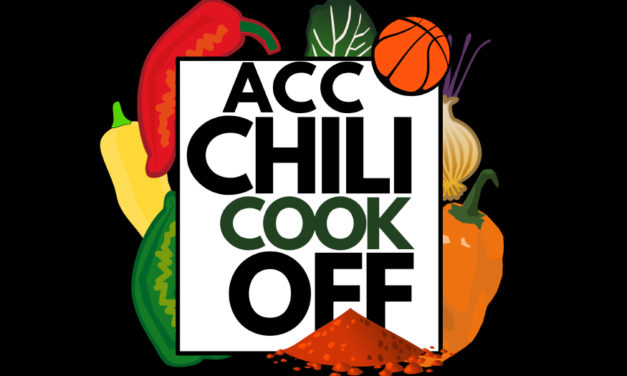 26th Annual ACC Chili Cook-Off In Downtown Morganton, 3/13