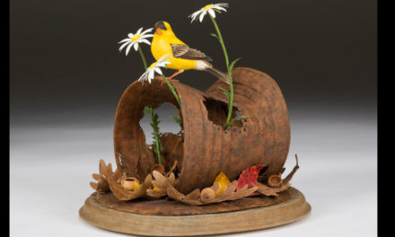 Lenoir-Based Artist To Talk About The Process & Inspiration Behind Wildlife Woodcarvings, 2/20