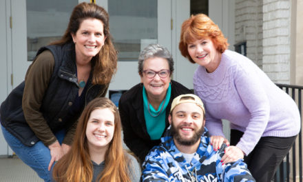HCT Announces The Cast For  Exit Laughing, Opens March 27