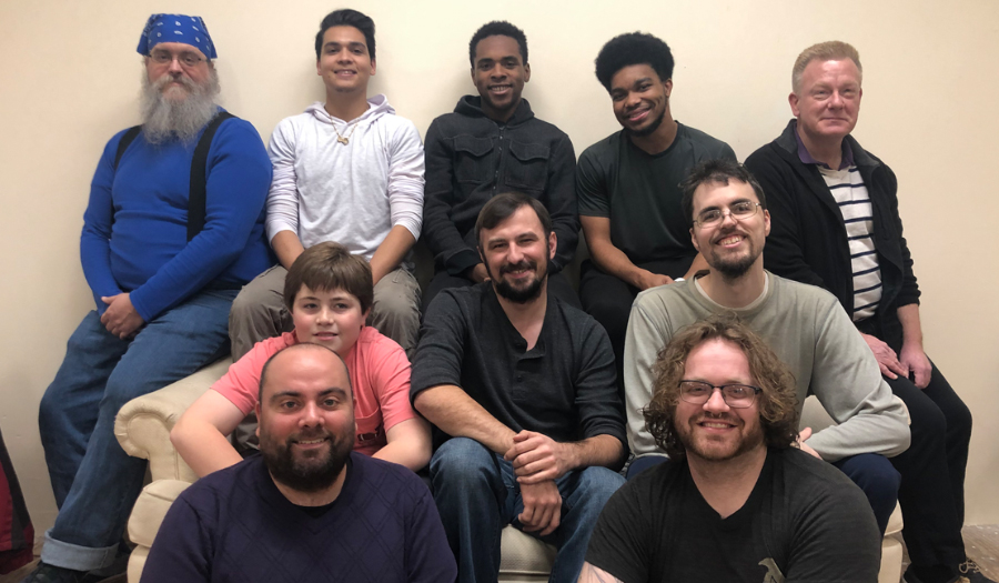 """HCT Announces The """"Company Of Players"""" In The Production Of Shakespeare In Love, Opens 3/6"""