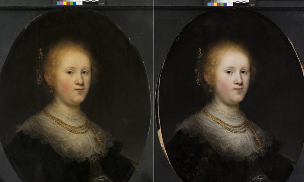 Rembrandt Knock-Off Turns Out To Be The Real Thing