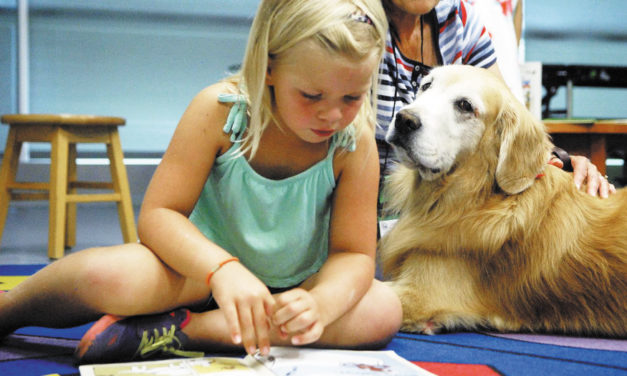 PAWS To Read Program Builds Reading Skills At Three Catawba Co. Libraries