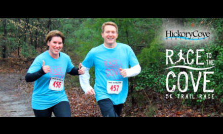 7th Annual Race To The Cove 5K Trail Race Is February 22