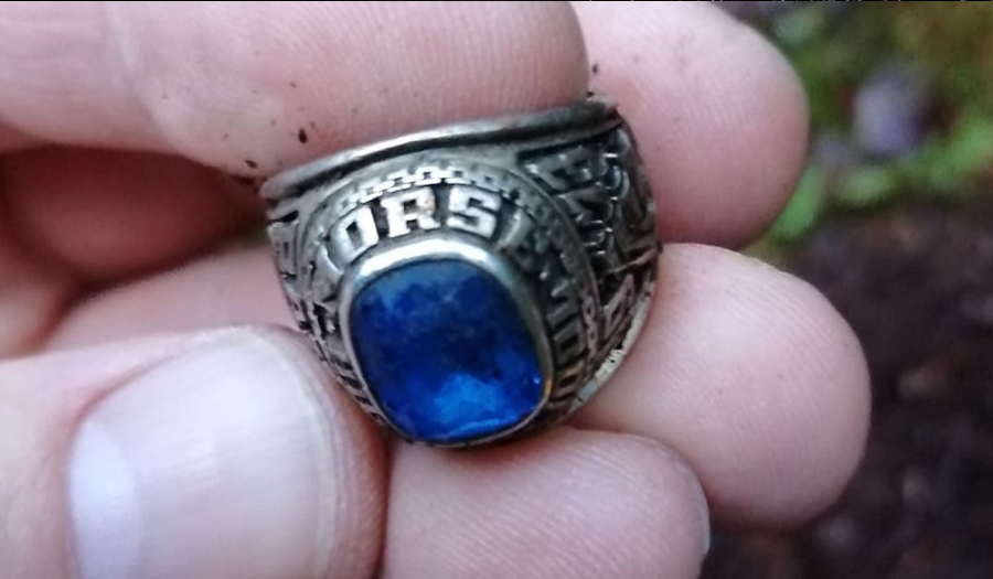 Ring Lost In Maine Found In Finland 47 Years Later