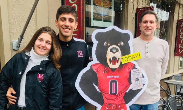 The University City Commission Sponsored A LRU Study Break