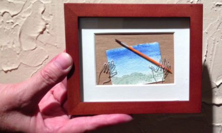 Full Circle Arts' Tiny Art Show Opening Reception Is 3/12; Entries Due Feb. 27-29