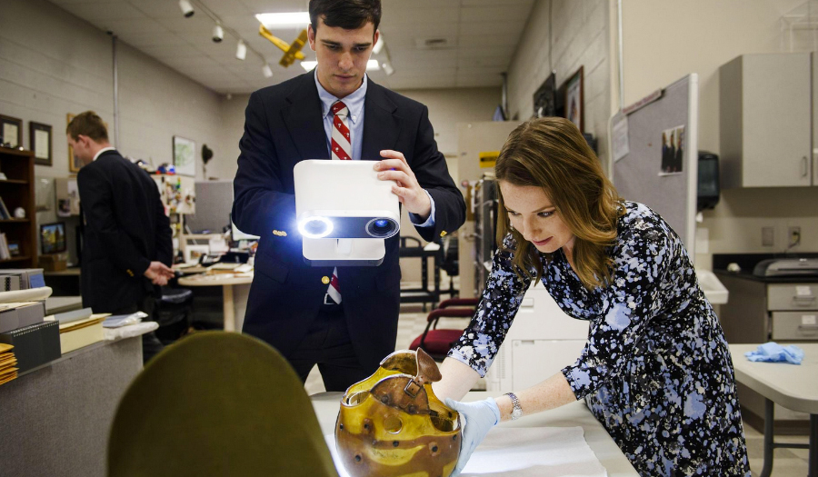WWII Artifacts Preserved In 3D Scans At NC Museum