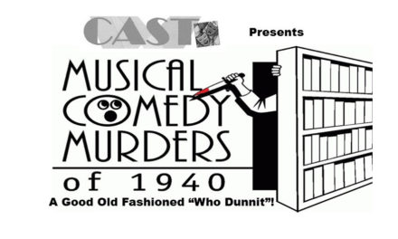 Musical Comedy Murders Of 1940, Granite Falls, Feb. 21 – 23