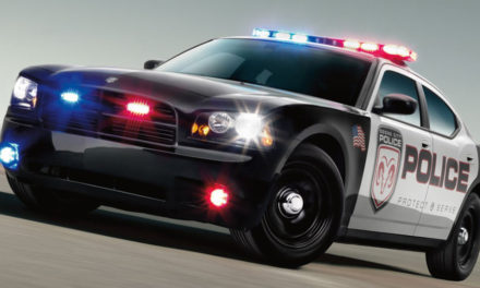 Sheriff Stops Phony Cop Car With Stickers And Fake Radar