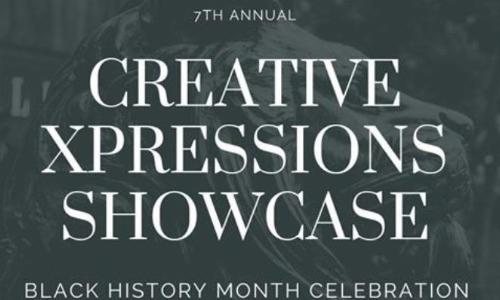 7th Annual Creative Xpressions Showcase, This Saturday, 2/22