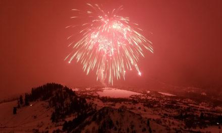 Massive Firework Shot Over  Colorado Breaks World Record