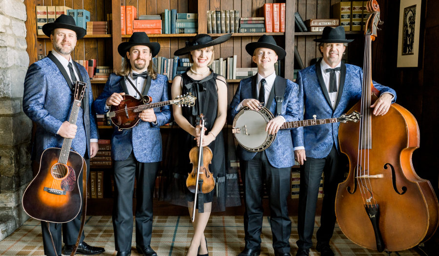 Concerts At The Rock Continues With Carolina Blue On March 7