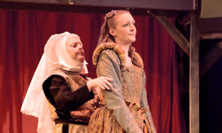 HCT's Rom-Com Shakespeare In Love Continues This Weekend