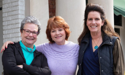 Three Hilarious Ladies Star In HCT's Exit Laughing, Opens 3/27