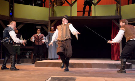 HCT's Shakespeare In Love Opens This Friday, March 6