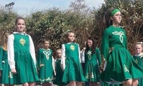 SALT Block Hosts Irish Dance Program On Tuesday, March 17