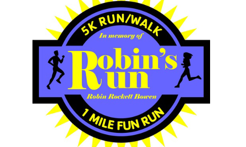 10th Annual Robin's Run 5K And 1-Mile Fun Run Is Set For April 4