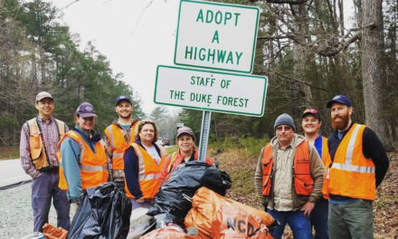 Volunteers Needed For Spring Litter Sweep, March 11 – 25