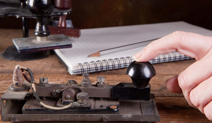 End Of Telegraph Era Brings The Question: What's A Telegraph?