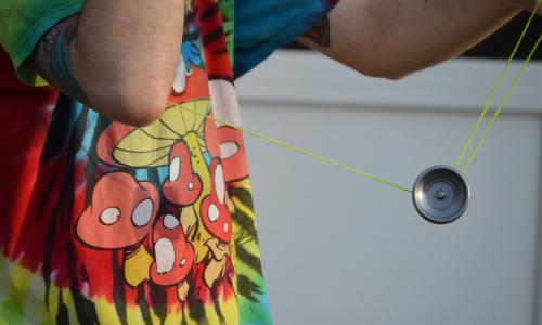 Yo-Yo Skills Clinic At Ridgeview Library This Saturday, March 7