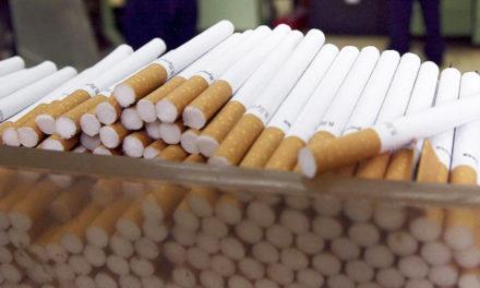 Secret Cigarette Factory Found Thirteen Feet Underground
