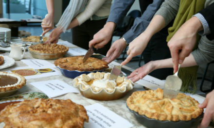 Western NC Sculpture Center Hosts Pie Competition On 3/14