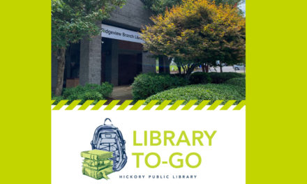 Library To-Go Pickup Service Expands To Ridgeview Branch