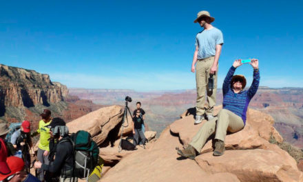 National Parks Balancing Need For Social Media And Serenity