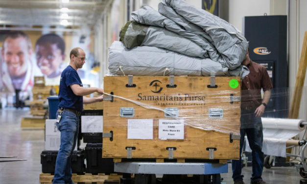 Christian Relief Organization Out Of Boone, NC, Responds At The U.S. Epicenter Of The Coronavirus
