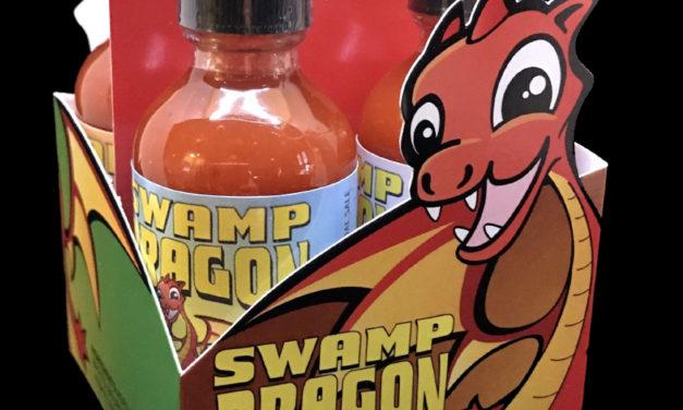 Liquor-Based Swamp Dragon Slithers Into Hot Sauce Market