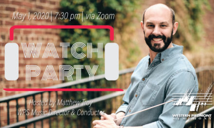 WPS Watch Party With Maestro Troy This Friday, 5/1, At 7:30 PM