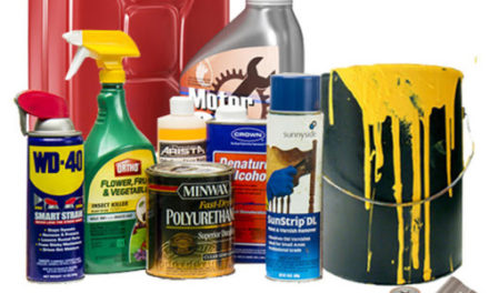 Residential Household Hazardous Waste Collection Event On May 2