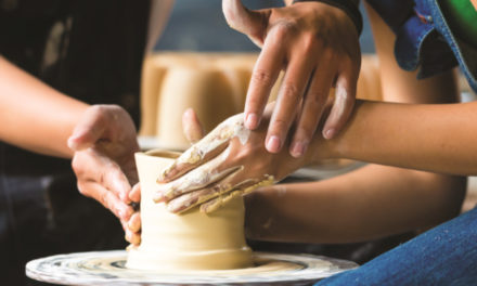 Sign Up Now For Pottery Classes At CVCC, Starting In August