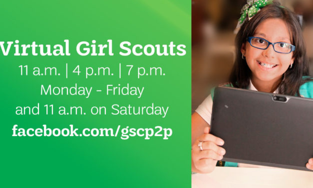 Girl Scouts Is Now Offering Live Virtual Workshops, M-F