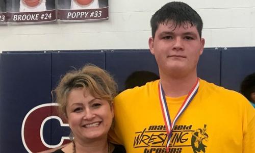 Teen Wrestling Champ Stops Kidnapping Of Children