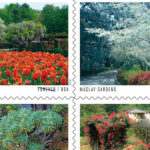 USPS American Gardens Forever Stamps Include Biltmore Estate