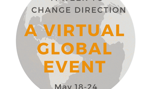 """Worldwide Global Event To """"Change Direction"""" On Mental Health, May 18-24"""