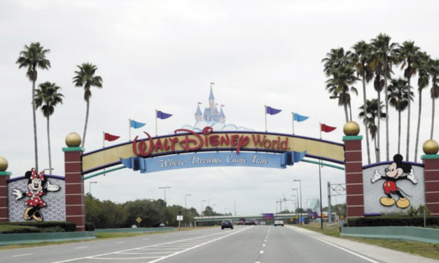 Man Trying To Quarantine On Private Disney Island Arrested