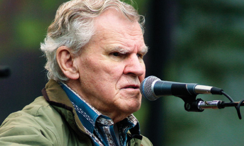 MerleFest Musicians Honor The Great Doc Watson This Week
