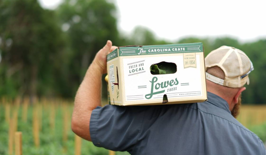 Sign Up For Lowes Foods Fresh  Local Produce Crates By 6/10