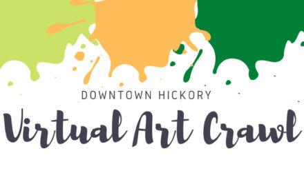Enjoy A Virtual Art Crawl In Downtown Hickory, May 16