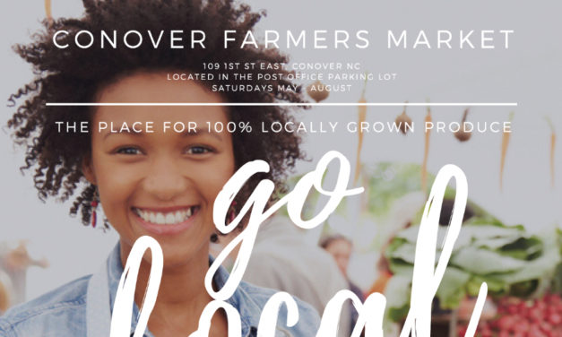 Conover Farmers Market Opens For The Season This Sat., May 9