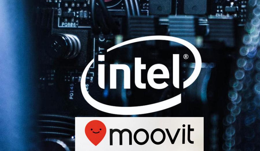 Intel Buys Moovit App To Boost Bet On Robotic Cars