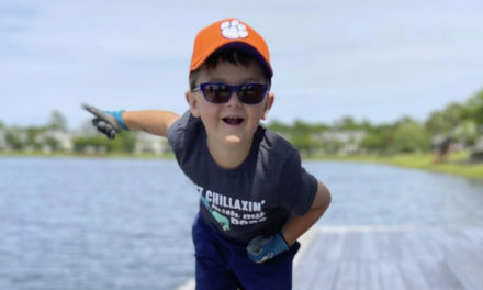 6-Year-Old Cracks Open Robbery Case By Reeling In Sunken Safe