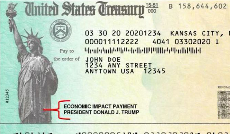 Car Wash Worker Returns Stimulus Check Discovered In Trash