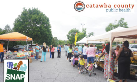 CCPH Farmers Market Opens Today, June 18,  Accepting SNAP/EBT & WIC Payments