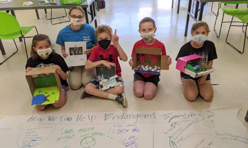 Catawba Science Center Summer Camps Are Underway!