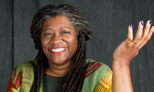 Storyteller Donna Washington Kicks Off Summer Learning