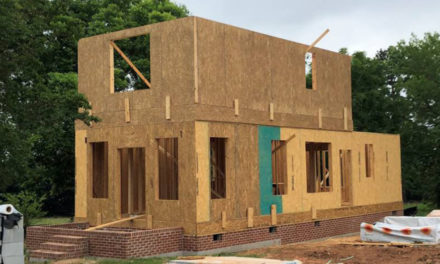 Hickory Breaks Ground On Affordable Housing Opportunities